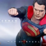 Man of Steel : Superman par Hot Toys