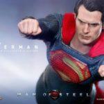 Man of Steel : Superman par Hot Toys