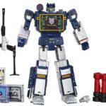 Transformers Soundwave Masterpiece les photos officielles