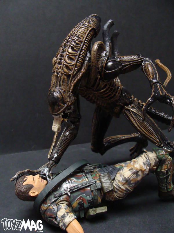 neca aliens marines hudson hicks 2013 13