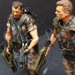 neca aliens marines xenomorph series 1 201371