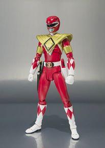 power ranger red sh figuarts