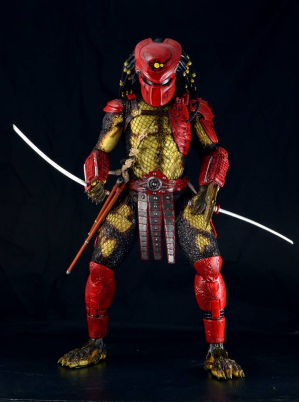 red predator neca 1