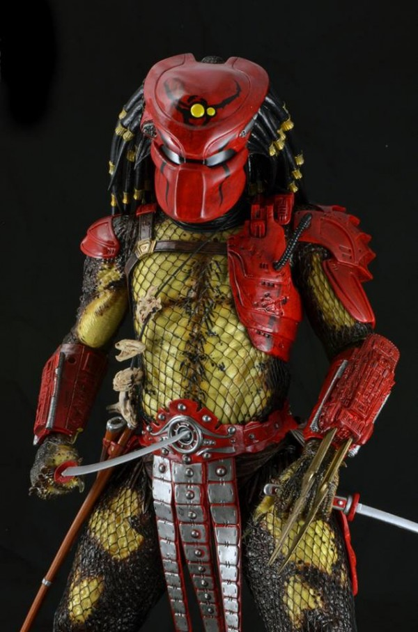 red predator neca 2