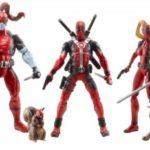 SDCC 2013 : Deadpool Corps Box Set Marvel Universe