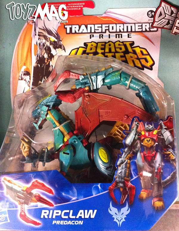 transformers PRime Beast Hunter Hasbro