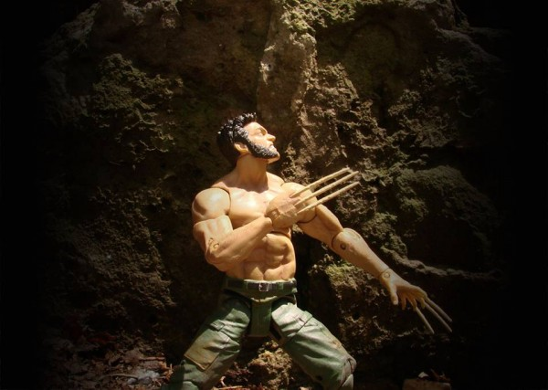 The Wolverine Marvel Select Diamond Select TOys