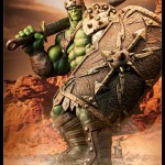 Gladiator Hulk en premium format
