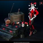 DC Comics : Harley Quinn 30cm