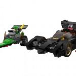 LEGO: FLASH débarquera en janvier 2014