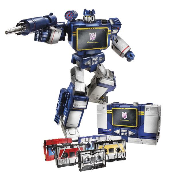 Thrilling 30  transformers  Soundwave