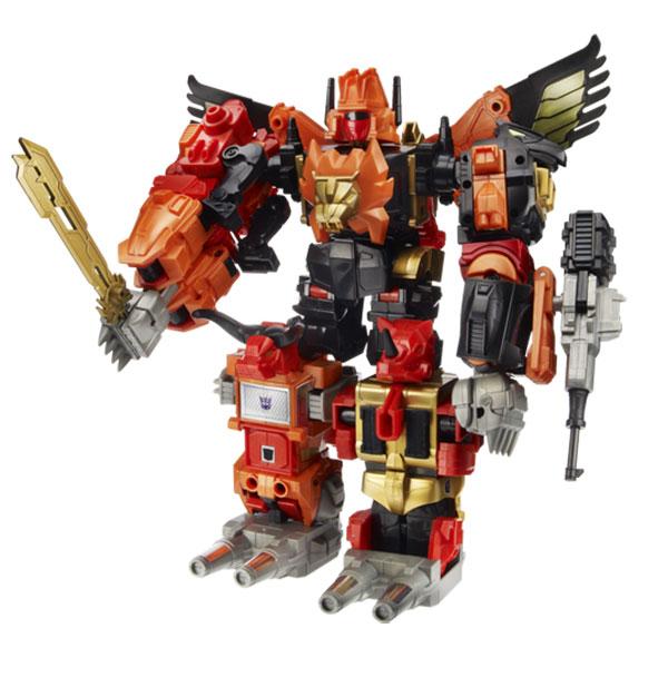 Thrilling 30  transformers Predaking