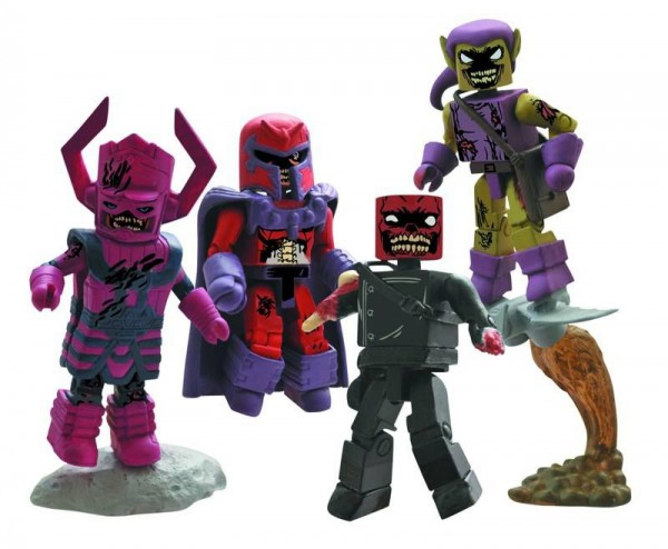 marvel sombies minimates