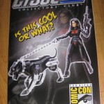 SDCC : l'avis du G.I. Joe Collectors' Club