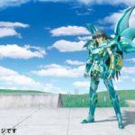 "Saint Seiya Dragon Armure divine ""Renewal color"" 10ème anniversaire"