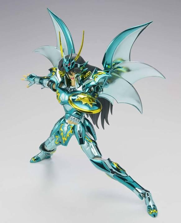 """Armure divine du Dragon """"Renewal color"""" 10ème anniversaire"""