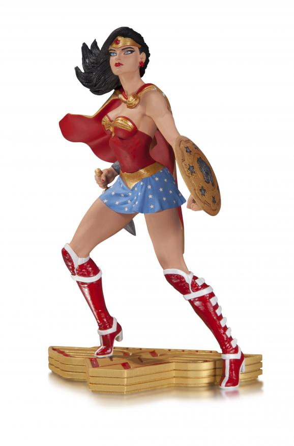 Art Of War Wonder Woman Jim Lee Statue