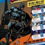 Comic Con' Paris J-3 : 42 auteurs de comics sur l'Artist Alley