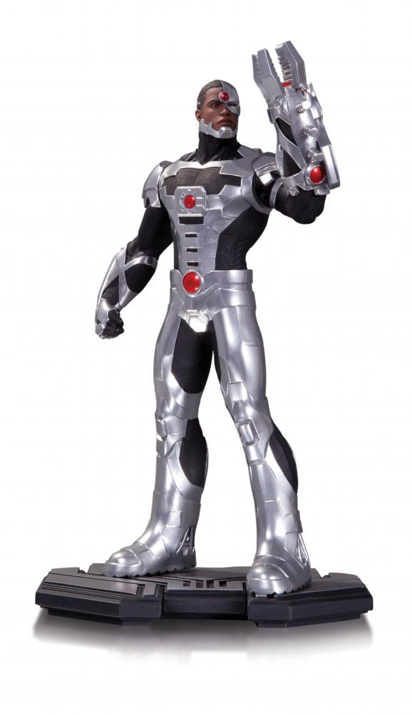 DC Comics Icons Cyborg Statue
