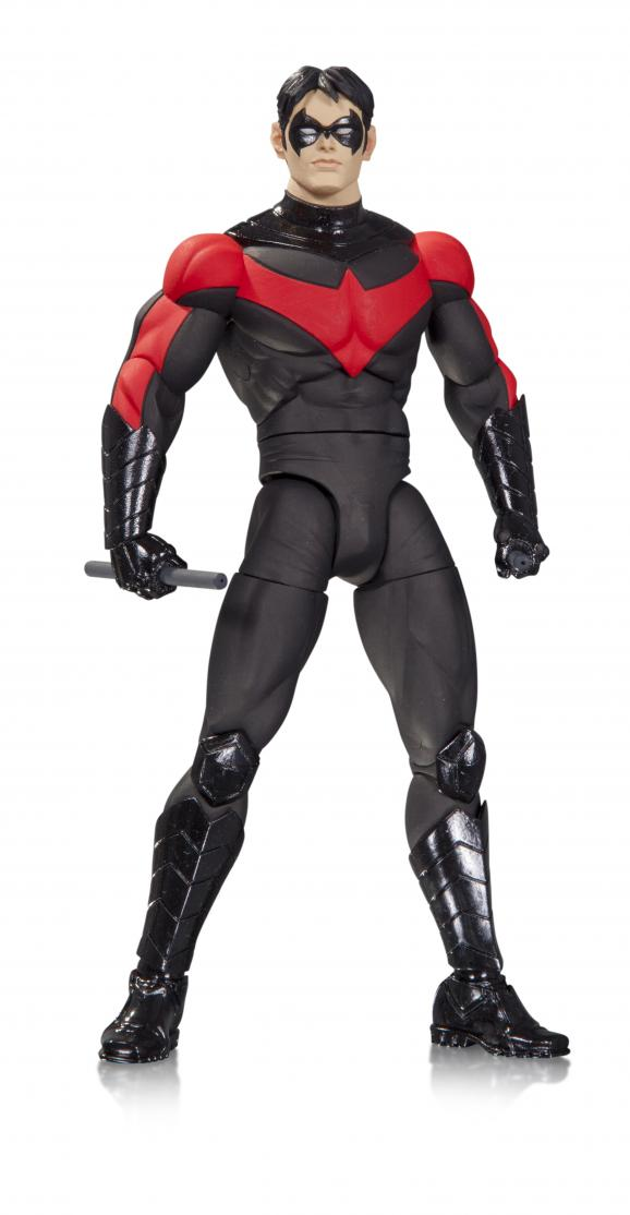 Designer Series Action Figure Nightwing Greg Capullo