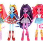 MLP Equestria Girls le point sur les nouvelles poupées