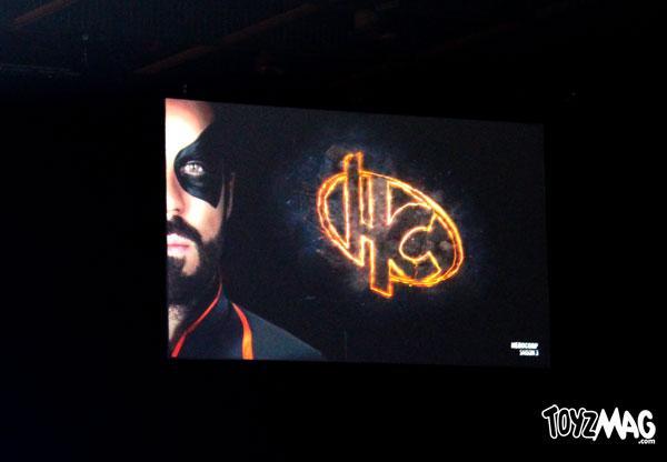 HERO Corp Saison 3 Comic Con Paris 2013
