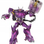 Hasbro 2013 SDCC Transformers Beast Hunters_Shockwave bot
