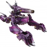 Hasbro 2013 SDCC Transformers Beast Hunters_Shockwave vehicle
