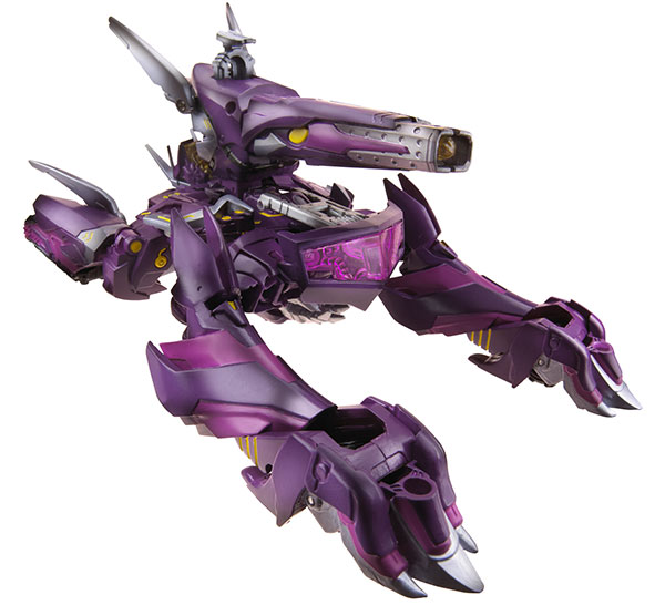 Hasbro-2013-SDCC-Transformers-Beast-Hunters_Shockwave-vehicle