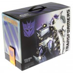 Hasbro 2013 SDCC Transformers Beast Hunters_packaging slipcover front