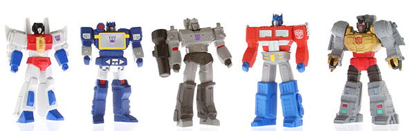 SDCC 2013 exclu Transformers G1