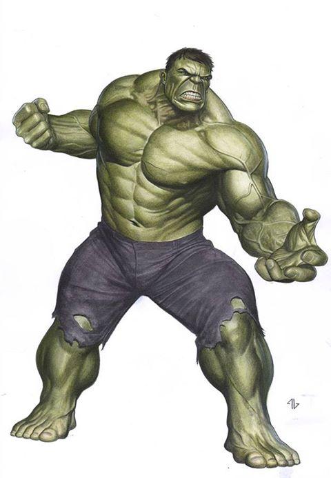 Hulk The Avengers Kotobukiya