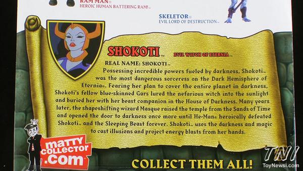 Shokoti, la biographie en français de la fig MOTUC