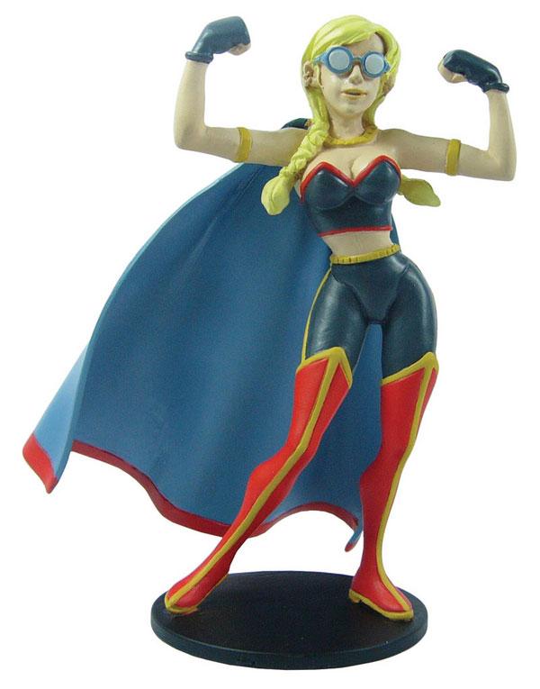 Powers statuette