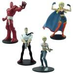 Powers des figurines vinyles de l'œuvre de Bendis et  Oeming