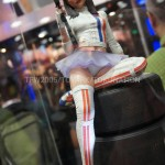 SDCC 2013 : Le stand Gentle Giant avec Star Wars, Walking dead, Alien, The Hobbits