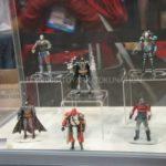 SDCC 2013 : DC universe – Mattel mise à jour du stand