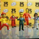 SDCC 2013 : Lone Ranger, The Simpsons et Heroclix par NECA