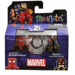 Marvel Minimates Series 51 les Packaging Shots