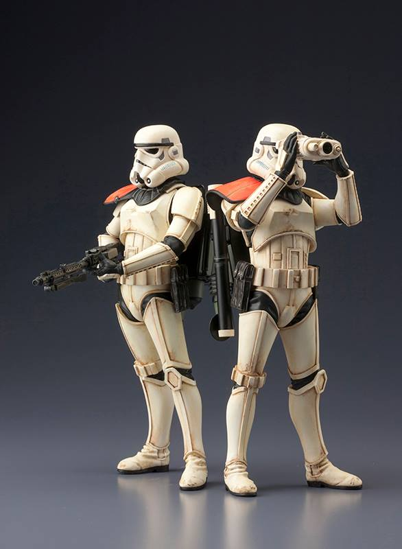 Star Wars - Sandtrooper Two Pack (8)