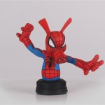 SDCC 2103 : The Amazing Spider-Ham Mini Bust