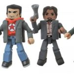 Minimates Skybound : Invincible team et Thief of Thieves