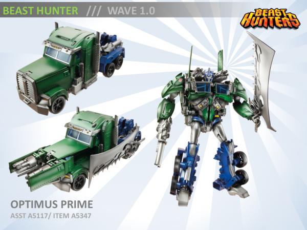 Weaponizers Optimus Prime
