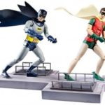 BATMAN ET ROBIN version Classics Tv Series 1966 enfin dispo