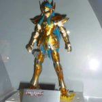 Le chevalier d'Or du Verseau Myth Cloth Ex arrive