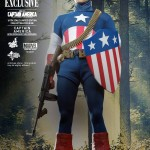 captain america marvel first avenger ww2 show exclu hot toys 2013 10