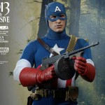 captain america marvel first avenger ww2 show exclu hot toys 2013 11
