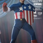 captain america marvel first avenger ww2 show exclu hot toys 2013 12