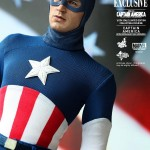 captain america marvel first avenger ww2 show exclu hot toys 2013 13