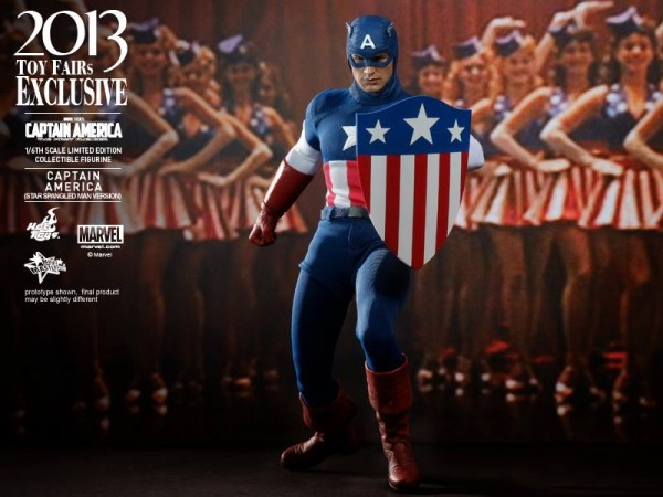 captain america marvel first avenger ww2 show exclu hot toys 2013 2